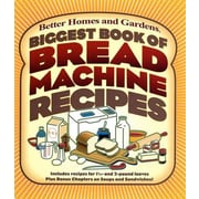 Biggest Book of Bread Machine Recipes, Paperback (9780696218538)