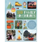 100 Family Adventures, Paperback (9780711236615)