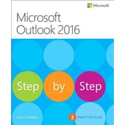 Microsoft Outlook 2016 Step by Step, Paperback (9780735697782)