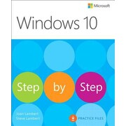 Windows 10 Step by Step, Paperback (9780735697959)