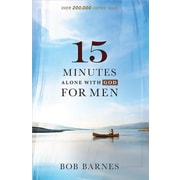15 Minutes Alone with God for Men, Paperback (9780736953894)