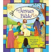 The Jesus Bible for Kids, Hardcover (9780736967211)
