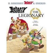 Asterix the Legionary, Hardcover (9780752866208)