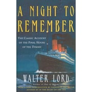 A Night to Remember, Hardcover (9780756959999)