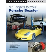 101 Projects for Your Porsche Boxster, Paperback (9780760335543)