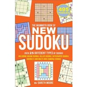 The Mammoth Book of New Sudoku, Paperback (9780762449361)