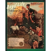 Boys' Life Book of Outdoor Skills, Hardcover (9780762780143)