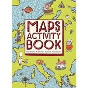 Maps Activity Book, Paperback (9780763677718)