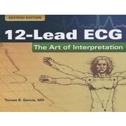 12-Lead ECG: The Art of Interpretation, 0002, Paperback (9780763773519)