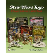 Star Wars Toys a Super Collector's Wish Book, Hardcover (9780764341601)