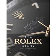 The Rolex Story, Hardcover (9780764345975)