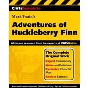 Adventures of Huckleberry Finn: Mark Twain's, Paperback (9780764587276)