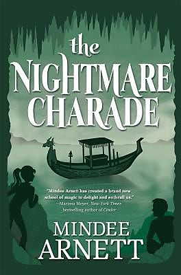 The Nightmare Charade, Hardcover (9780765333353) 2187585