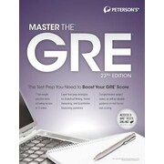 Master the GRE, 0023, Paperback (9780768939613)