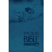 Action Bible Study Bible-ESV-Premium, Hardcover (9780781413930)