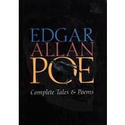 Edgar Allan Poe Complete Tales & Poems, Hardcover (9780785814535)