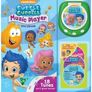 Bubble Guppies Music Player Storybook [With Music Player and 3 CDs], Hardcover (9780794431976)