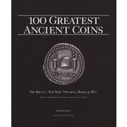 100 Greatest Ancient Coins, Hardcover (9780794822620)