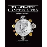 100 Greatest U.S. Modern Coins, 0003, Hardcover (9780794842352)