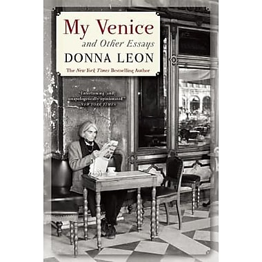 my venice and other essays review My venice and other essays by donna leon (2013 venice and siena city product features product description review today's tourists are as likely to be.