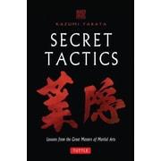 Secret Tactics, Hardcover (9780804834889)