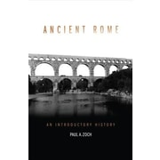 Ancient Rome: An Introductory History, Paperback (9780806132877)