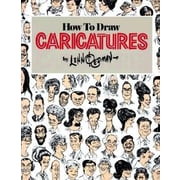 How to Draw Caricatures, Paperback (9780809256853)