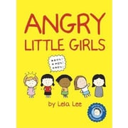 Angry Little Girls, Hardcover (9780810958685)