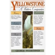 Yellowstone: A Visitor's Companion, Paperback (9780811730785)