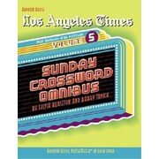 Los Angeles Times Sunday Crossword Omnibus, Paperback (9780812936834)