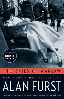 The Spies of Warsaw, Paperback (9780812977370) 2233959