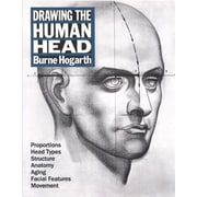 Drawing the Human Head, Paperback (9780823013760)
