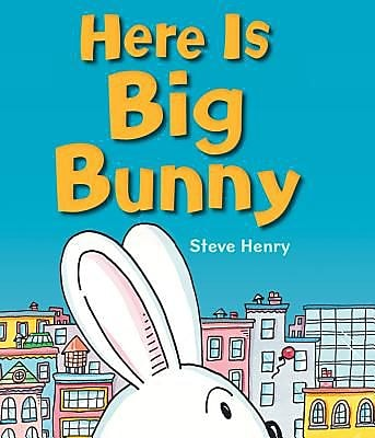 Here Is Big Bunny, Hardcover (9780823434589) 2164086
