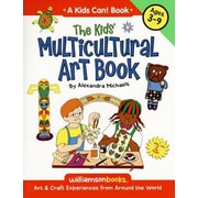 The Kids' Multicultural Art Book: Art & Craft Experiences from Around the World, Paperback (9780824968083)