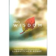Daily Wisdom: Inspiring Insights on the Torah Portion from the Lubavitcher Rebbe, Hardcover (9780826600950)