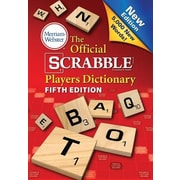 The Official Scrabble Players Dictionary, Fifth Edition, Hardcover (9780877794219)