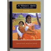 A Woman's Spirit, Paperback (9780894868696)