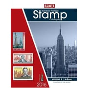 2016 Scott Catalogue Volume 5 (Countries N-Sam): Standard Postage Stamp Catalogue, Paperback (9780894875021)