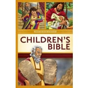 Childrens Easy-To-Read Bible-OE, Hardcover (9780915547869)
