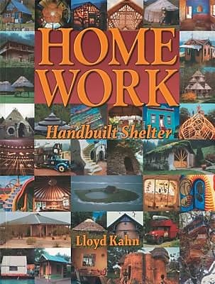 Home Work: Handbuilt Shelter, Paperback (9780936070339)