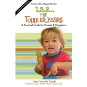 1, 2, 3... the Toddler Years: A Practical Guide for Parents & Caregivers, 0003, Paperback (9780940953253)