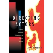 Directing Actors, Paperback (9780941188241)
