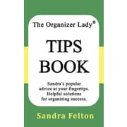 The Organizer Lady(r) Tips Book, Paperback (9780970862921)
