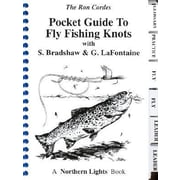 Pocket Guide to Fly Fishing Knots, Paperback (9780971100763)