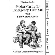 Pocket Guide to Emergency First Aid, Paperback (9780971100770)