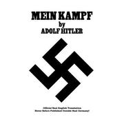 Mein Kampf: Official Nazi English Translation, Paperback (9780977476091)