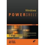Windows Powershell, 0004, Paperback (9780982131466)