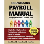 QuickBooks Payroll Manual, Paperback (9780982655313)