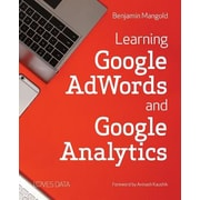 Learning Google Adwords and Google Analytics, Paperback (9780994390400)