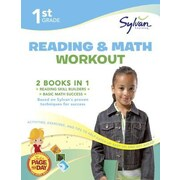 First Grade Reading & Math Workout, Paperback (9781101881880)